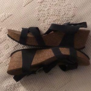 Marina Luna Shoes - Marina Luna Sanders